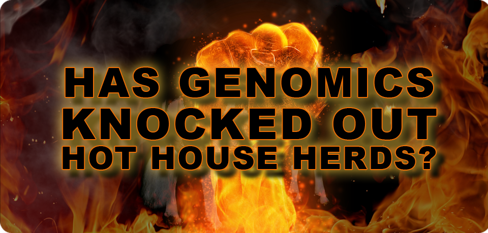 Has Genomics Knocked Out the Hot House?