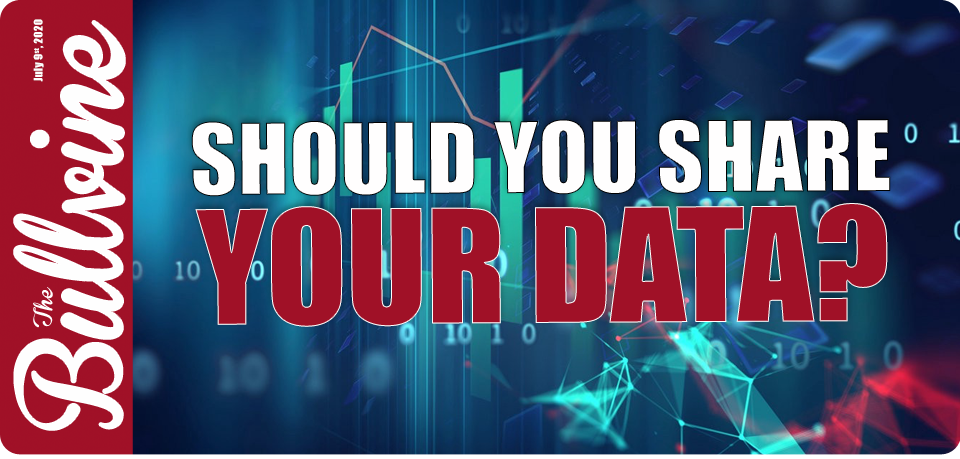 Should You Share Your Data?