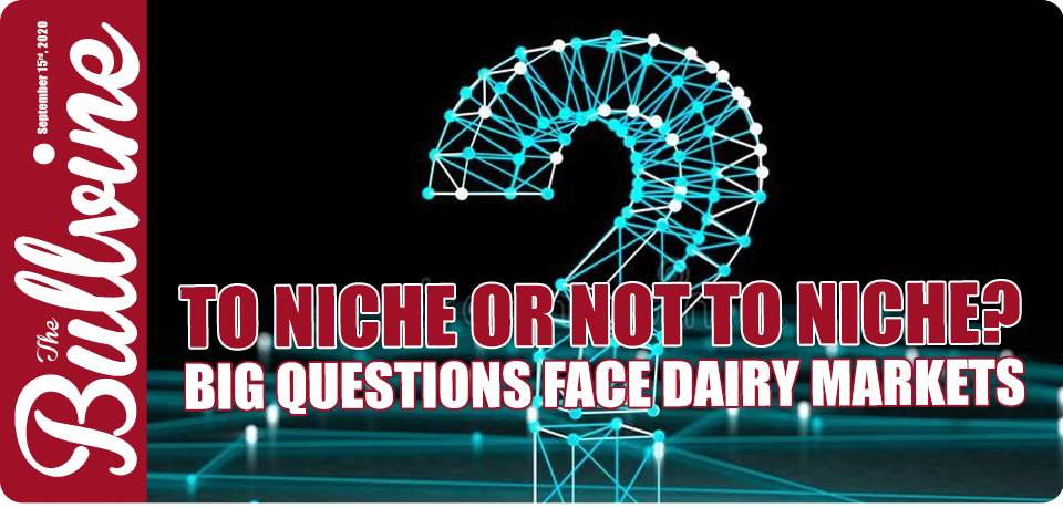 To Niche or Not to Niche? Big Questions Face Dairy…