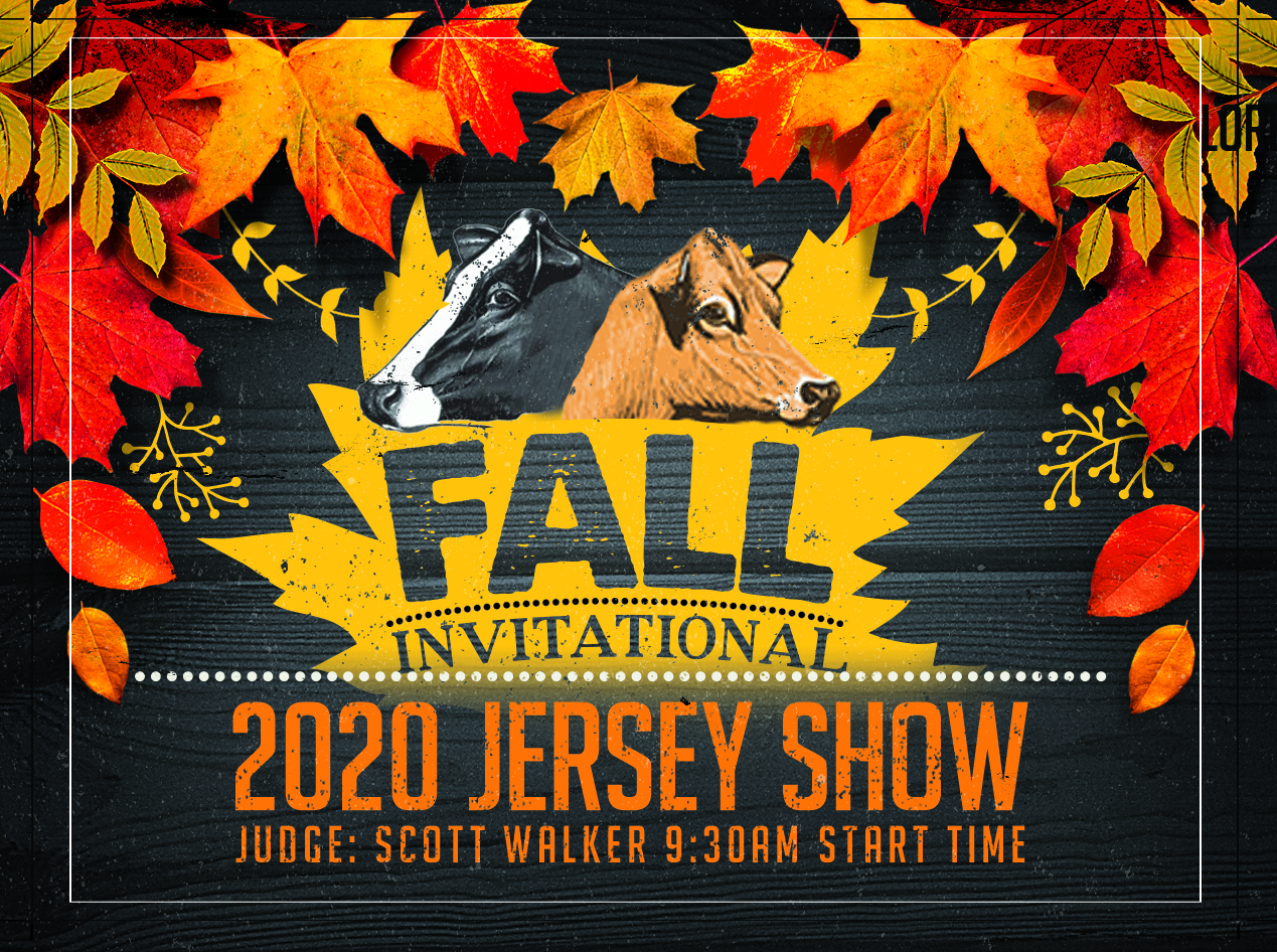 Fall Invitational Jersey Show 2020
