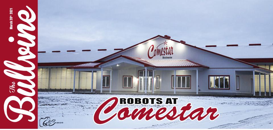 Robots At Comestar Holsteins – Video Tour