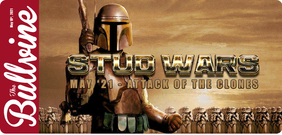 Stud Wars May '21 – Attack of the Clones